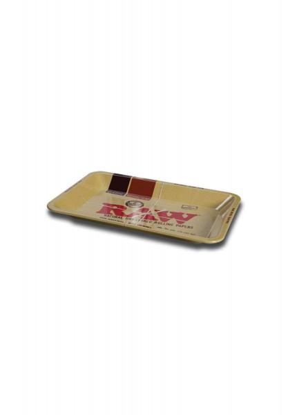 'RAW' Metal Rolling Tray mini
