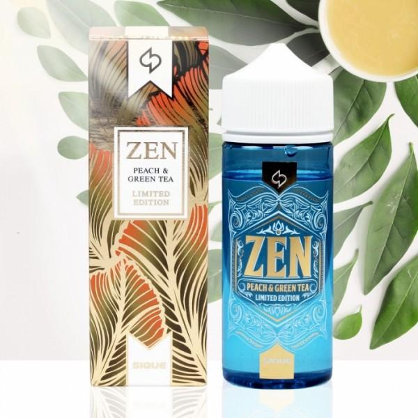 """Sique Berlin """"ZEN"""" Premium Liquid"""