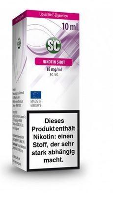 SC Nikotin Shot 70/30 18mg/ml