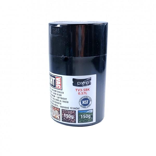 Vakuumbox TightVac Black 150Gr.- 0,57 lIter