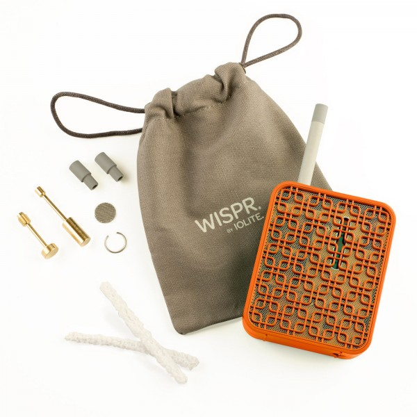 WISPR 2 Vaporizer - Orange